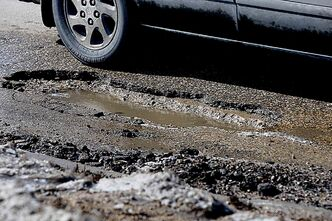 Pot hole statistics are astronomical all over North America.
