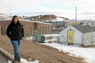 Community correspondent Krystalle Ramlakhan is working in Iqaluit, Nunavut, on a three-month contract with CBC.