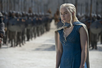 Patient Game of Thrones fans will get some bloody relief over the next two episodes.