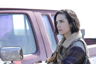 Above, Jennifer Connelly in Aloft