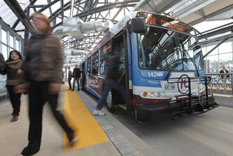Winnipeg Transit operates the Southwest Transitway but is considering private partners to help design and build the second phase of the busway.