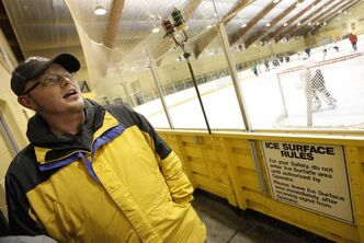 Billy Mosienko Arena operator Steven Nickels says he's glad the two sides were able to reach a long-term deal.
