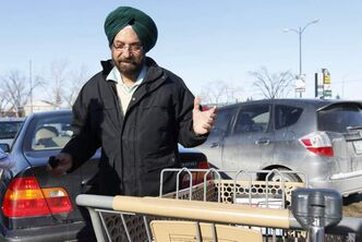 Pritam Brar says federal policies have curbed immigration. .