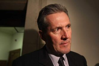 Brian Pallister says his party is considering challenging the legality of increasing the tax without a referendum.