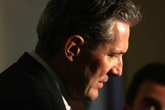 Progressive Conservative Party of Manitoba leader Brian Pallister