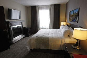 A suite at Canad Inns Destination Centre Health Science Centre