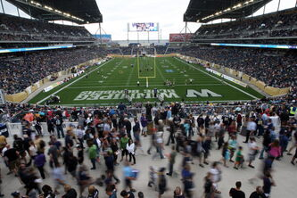 Big crowds like this one at Investors Group Field on June 27, 2013 may be a distant memory due to diminished ticket sales in 2014.