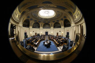 The spring sitting of the Manitoba legislature wraps up Thursday.