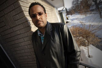 Daniel Awshek, Eritrean Canadian Human Rights Group, wants fundraisers from Eritrea kept out.