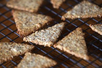 Red River cereal crackers