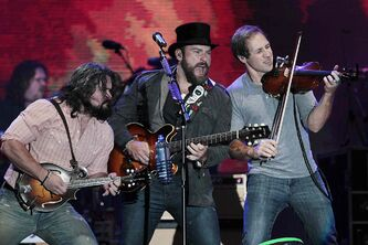 Wasn't that a party? The Zac Brown Band performs at Prairie Jam Sunday at Investors Group Field.