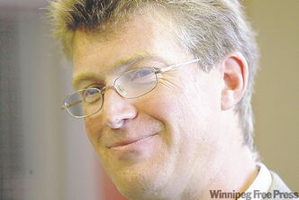 Andrew Swan will seek the NDP leadership at a convention scheduled for Oct. 17 in Winnipeg.
