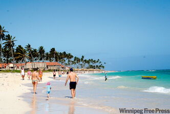 Punta Cana is renowned for its sugary, warm beaches that draw sunseekers from all corners of the world.