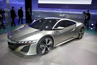 The first test of Honda-America's ability is the Acura NSX sports car that arrives in 2014.