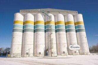 A Viterra grain storage facility in Saskatoon. Grain handling company Viterra Inc. (TSX:VT) has announced a commercial agreement with the Canadian Wheat Board.