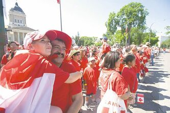 COLE BREILAND / WINNIPEG FREE PRESS
