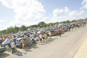 In previous years more than 1,000 classic and special-interest vehicles have packed the Garden City Shopping Centre parking lot for the Fabulous 50's Ford Club of Manitoba's massive free car show. This year organizers are hoping for the largest turnout ever. The big show is Sunday, Sept. 9.