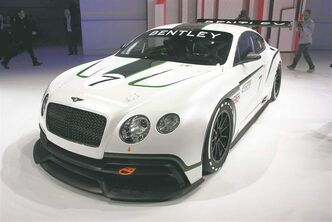Bentley GT3 Continental