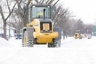 The City of Winnipeg should be commended for its snow-clearing efforts.