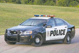 Although there are currently no plans to sell the Chevrolet Caprice police package in Canada, this  Australian-built beauty will be sold to law enforcement agencies in the U.S.