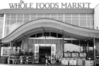 Whole Foods Market locations come in a variety of sizes and often take over spaces that used to house grocery stores.