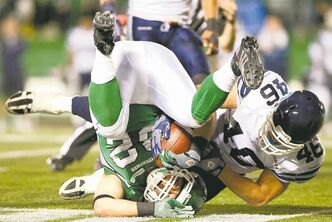 Liam Richards / the canadian press