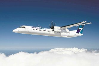 Wednesday, WestJet will fire up the engines on its regional air service -- Encore -- with daily direct flights between the Manitoba and Saskatchewan capitals.