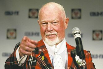 Don't mess with a good thing, Don Cherry told  Rogers Communications Inc.  during Saturday's Hockey Night  in Canada's Coach's Corner segment.
