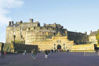 Edinburgh Castle, with more than 1.3 million visitors a year, is Scotland's most visited tourist attraction and a reflection of the country's enchanting history.
