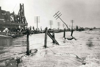 The Great Flood looks at catastrophic events of the 1927 Great Mississippi Flood.
