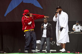 Wu-Tang Clan to play the Burt in June.