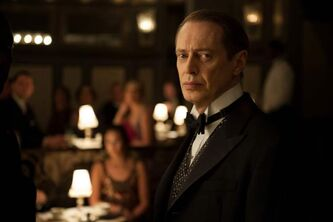 In Nucky Thompson, character actor Steve Buscemi has found a well-deserved starring role.
