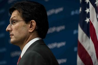 Eric Cantor, R-Va., has represented the sprawling Virginia district that stretches from Richmond to the Washington exurbs since 2001.