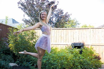 Kildonan Meadows dancer Tamara Reid has been to France twice to train in a variety of styles.