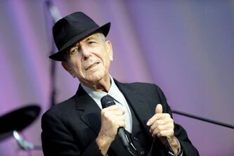 Leonard Cohen will perform in Winnipeg March 11.