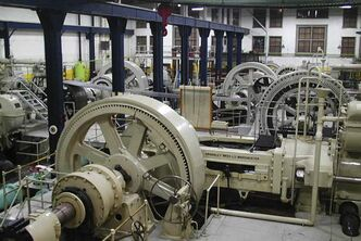 The James Avenue Pumping Station  was an engineering marvel of the early 20th century.