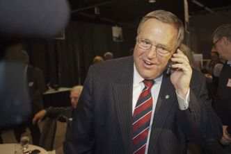Saskatoon Mayor Don Atchison