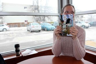 Ann E. Loewen, 50, finished and published her first novel, Fast for My Feet.