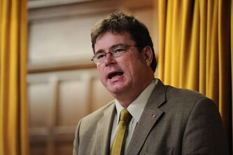 Conservative MP Brent Rathgeber