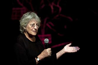 Famed feminist author and intellectual Germaine Greer has written about her objection to transgender people — 'a man's delusion that he is female.'