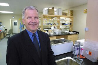 Dr. Albert Friesen is considered a leader in the biotech industry.