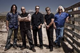 Creedence Clearwater Revisited is a touring band belting out the Revival's signature songs.