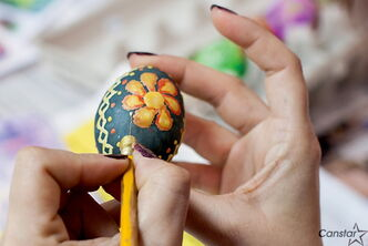 The Ogniwo Polish Museum Society will be hosting two workshops on March 23 which will teach participants the art of decorating 'pisanki,' decorated eggs which hold great significance in Polish folklore.