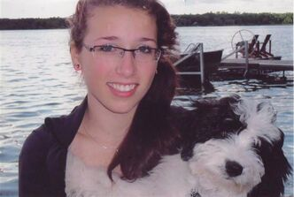 Rehtaeh Parsons is shown in a handout photo from the Facebook tribute page