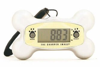 Pet Pedometer