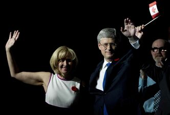 Prime Minister Stephen Harper and his wife Lauren will be in Winnipeg Wednesday.