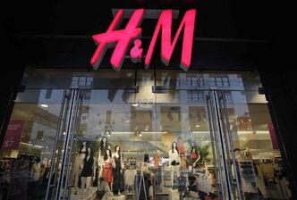 In this May 31, 2013, file photo, an H&M store is shown in New York.