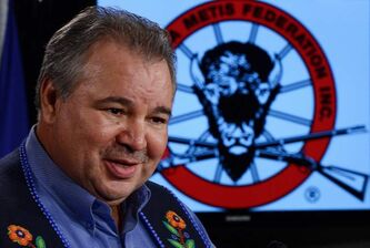MMF president David Chartrand says he spent 15 years unsuccessfully negotiating to regain the Bell of Batoche.