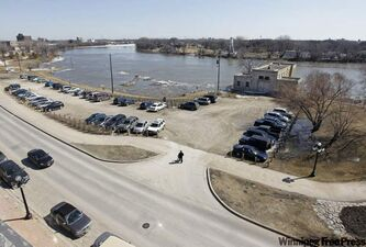 Waterfront Drive at the Alexander Docks, where Sunstone Boutique Hotels will be building a hotel and restaurant.