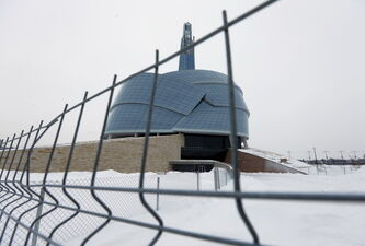 The Canadian Museum for Human Rights says the facility has expectations of guest bloggers' content.